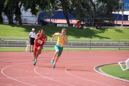 Boys 200m Heats (30)
