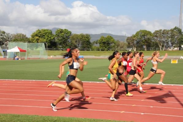 Girls 100m Heats (4)