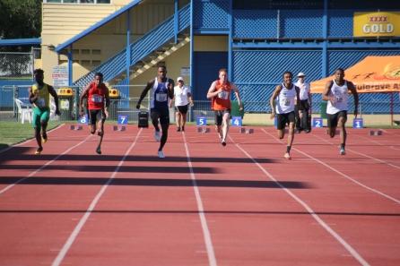 Men's 100m (17)
