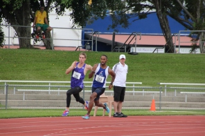 Men's 200m Heats (16)