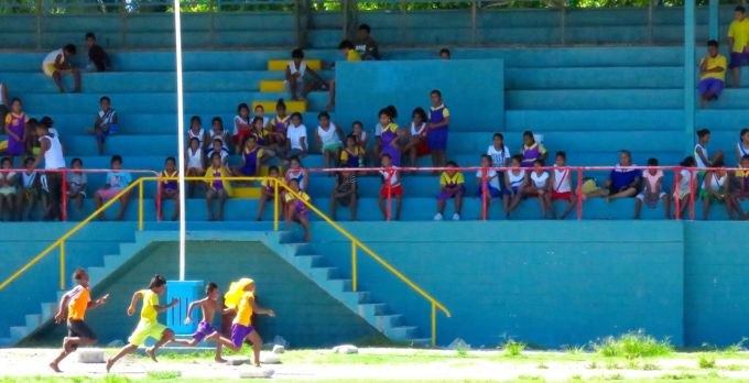 Kiribati Primary Athletics